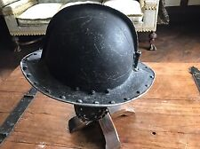LARP re enactment  Civil War style Helmet - Pot with Lining