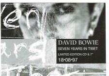 David Bowie Pop Music Flyers & Postcards
