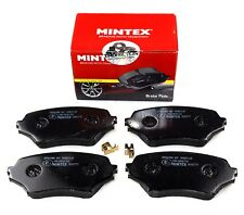 MINTEX FRONT AXLE BRAKE PADS FOR MAZDA MX 5 MDB2771 (REAL IMAGE OF PART)
