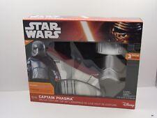 NEW Disney CAPTAIN PHASMA Star Wars Deluxe Costume Children : Height: 44-48 in.