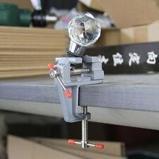 """Mini Table vise 3.5"""" Work bench Clamp Swivel Vice Craft Repair DIY vise Tool New"""