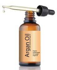 100% Puro Orgánico Aceite Argán Marroquí certificados para la Piel, Cuerpo y Cabello 10ml