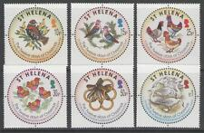 ST.HELENA SG1005/10 2006 CHRISTMAS MNH