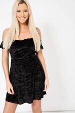 Bandeau Regular Size Women's Little Black Dresses
