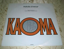 "KAOMA (12""MAXI) -> ""MELODIE D´AMOUR"" [CBS / +LAMBADA REMIX]"