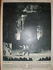 Photo Ballerina Beryl Grey Baalbek Lebanon 1960