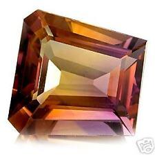 17,93 ct  Violet Gold Ametrine (Bolivia) - Octagonal cut - VVS