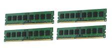 NEW! 16GB (4x4GB) Memory PC3-10600 ECC Unbuffered HP Compaq ProLiant ML110 G6