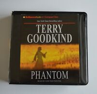 Phantom: by Terry Goodkind - Audiobook - 8CDs