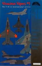 Zotz Decals 1/32 VIVACIOUS VIPERS The F-16 Fighter in International Service