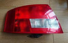 AUDI A4 B6 CONVERTIBLE LEFT REAR LIGHT