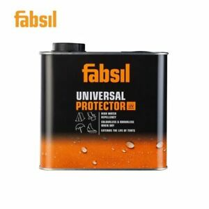 Fabsil UV Waterproofing 2.5 Litre 2.5L Tent Canopies Awning Waterproofer Sealant