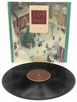 Vinyl LP Hallmark Joy To The World The Music Of Christmas Placido Domingo 1988