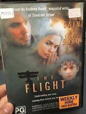 The Flight ex-rental region 4 DVD (2000 Dean Cain drama movie) rare