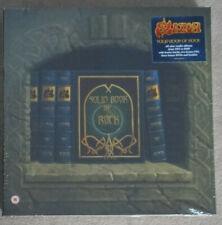 Saxon - Solid Book Of Rock - SAXONBOX03 Box Set - Signed - OVP