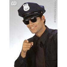 Widmann - Cappello da Poliziotto Americano Blu (egy)