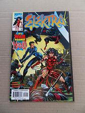 Elektra  15  . Marvel 1998 -  VF - minus
