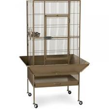 Prevue Pet Products 3352COCO Park Plaza Bird Cage, Coco Brown