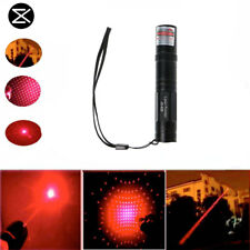 850 Red Light Laser Pointer Pen 5mW 405NM Burning Match Visible Beam Powerful