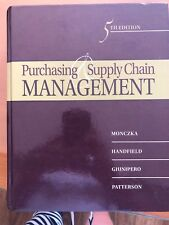 Purchasing & Supply Chain Management 5th Edition