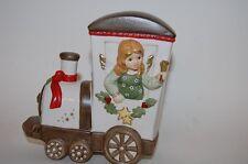 Weihnachtszug Lok Die Weihnachtslok Figur Weihnacht Goebel OVP NEU