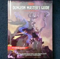 Dungeon Master's Guide 5th Edition Advanced Dungeons & Dragons DM's Rulebook D&D