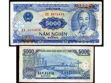 VIETNAM   5000 Dông, 1991   ( 5572430 )