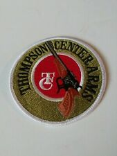 New listing Vintage Thompson Center Arms  Hunter Hunting Patch