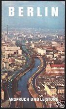 Berlin - Anspruch und Leistung, 1965