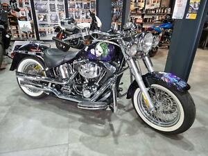 Harley-Davidson FLSTFI Softail Fat Boy