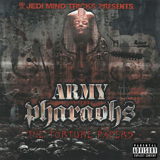 ARMY OF THE PHARAOHS The Torture Papers CD JEDI MIND TRICKS VINNIE PAZ APATHY 7L