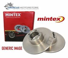 NEW MINTEX REAR BRAKE DISCS SET BRAKING DISCS PAIR GENUINE OE QUALITY MDC1389
