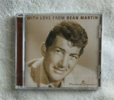 new sealed DEAN MARTIN With Love From Dean Martin CD compilation