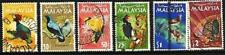 USED STAMPS - 1965 Malaysia National Birds  -Set B1