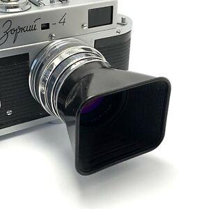 ✅ Original lens hood 42mm for Jupiter-3, Jupiter-8 etc. Made in the USSR № 1-176