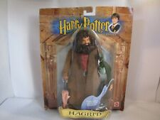 2001 Harry Potter HAGRID Mattel Deluxe Creature Collection Action Figure New