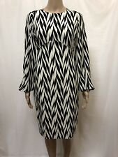 Winter Kate Dress Womens ~ Extra Small ~ New w/o Tags Long Sleeves Back Cut Out