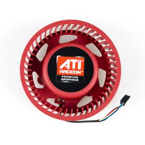 75mm VGA Video Card Fan for ATI Radeon HD6970 5970 5870 5850 4890 7970 37mm 1.2A