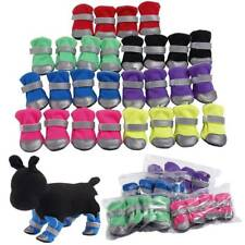 Pet Outdoor Booties Shoes Fashion Small Dogs Puppy Protective Breathable Soft