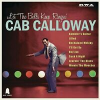 """Cab Calloway - Let The Bells Keep Ringing [New Vinyl LP] 10"""", Germany"""
