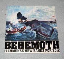 Classic Rock BEHEMOTH CD Heavy Metal RARE VA ZODIAC Fingerless Stallion >>>