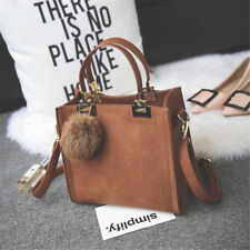 Women Leather Lady Shoulder Tote Messenger Bags Purse Crossbody Satchel Handbag