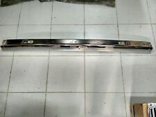 BMW E30 bumper rear center Euro chrome !NEW! GENUINE 51121888276