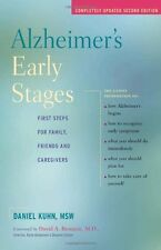 Alzheimers Early Stages: First Steps for Family, Friends and Caregivers by Dani