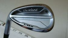 CLEVELAND CBX LEFT HAND 50/11 GAP WEDGE NICE USED DYNAMIC GOLD SHAFT NICE GRIP