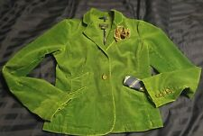 Women's American Eagle Outfitters Stretch Corduroy Jacket Green S/P