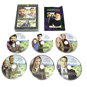 Everwood - The Complete 2 Second Season (DVD, 2009, 6-Disc Set) Free shipping!