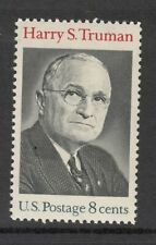 USA 1973  President Harry S. Truman Commemoration.   MNH