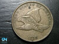 1858 Flying Eagle Cent  --  MAKE US AN OFFER!  #B5646