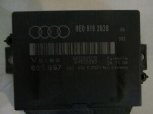 GENUINE AUDI A4 B7 PDC Parking Sensor Control Unit 8E0919283B
